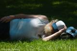Summer Sleep After Lunch