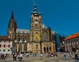 Prazky Hrad - St Vitus Cathedral