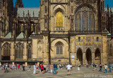 Charles Castle - St Vitus Cathedral