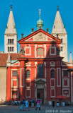 Prazky Hrad - St Georgr's Basilica