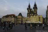 Prague - Old Town Square and Church