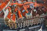 Prague - Old Town Roofs