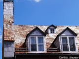 Windows of Vieux Quebec