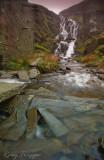 Rhosydd river