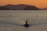 Menorcan fishing boat