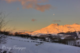 Moelwyn sunrise.