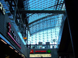 Berlin Train Station