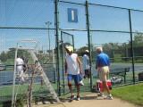 Roy &  Carlos against DC