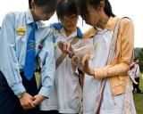 School girls, Malaysia