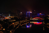 Chengdu by night