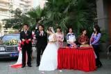 A Chengdu wedding, China