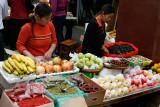 Fruits seller, Sichuan, China