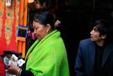 Tibetan trader, China