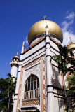 Mosque at the Malay sector