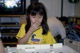 Young Mahjong player I