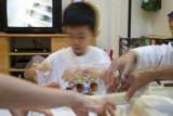 Young Mahjong player II