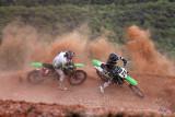 Dusty turn