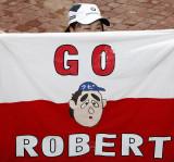 Kubica's fan from Japan
