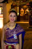 Traditional dancer at Phuket Fantasea