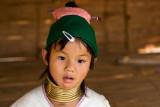 young Padlong girl