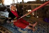 Elderly Karen weaver