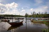 Kampung Balok fishing village