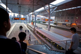 High speed train to Beijing (CWS6082)