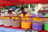 Drinks seller, Melaka (Malaysia)