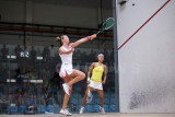 Nicol David vs Donna Urquhart