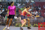 Women's semi-final: Low Wee Wern vs Raneem El Weleily