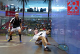 Men's semi-final: Borjan Golan vs Tarek Momen