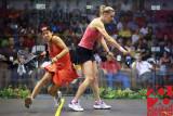 Womens semi-final: Laura Massaro vs Nicol David