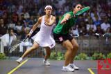 Womens final: Nicol David vs Raneem El Weleily