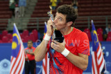 Juan Monaco emerged as champion