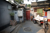 Entrance to a hutong home