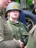 Soldier?, 5th May, Wageningen, Netherlands