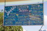 Sandals Drink Menu - Bahamas
