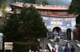 ZhongHe Temple, Cangshan Mountain, Dali (Dec 05)