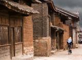 Old Mud-Brick Houses, Baisha Village (Dec 05)