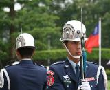 Changing Of The Guards, Martyr's Shrine, Taipei (May-Jun 06)