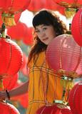 Girl With Lanterns (17 Feb 08)