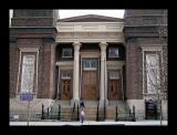 The historic Downtown Presbyterian Church