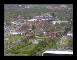 A view of North Nashville and Bicentennial Park