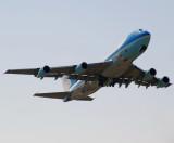 USA - Air Force Boeing VC-25A (747-2G4B) (82-8000)  **Air Force One**