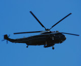 USA-Marine Sikorsky VH-3D (Sea King)  **Marine One**