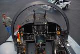 Canada-Air Force McDonnell Douglas CF-188B Hornet (CF-18B) (188910) **Cockpit**