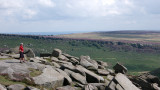 Burbage South from Carl's Wark