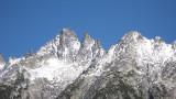 Handegg peaks