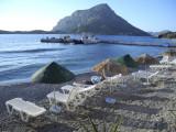 Babis beach and Telendos