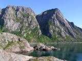 Sea Slab and Presten, Lofoten